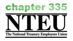 NTEU Chapter 335